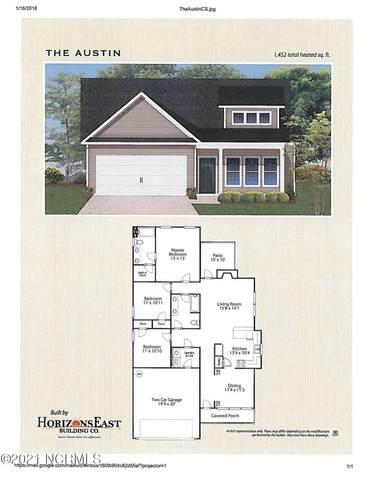 105 Village Drive, Holly Ridge, NC 28445 (MLS #100251340) :: Berkshire Hathaway HomeServices Hometown, REALTORS®