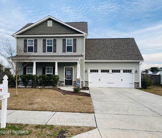 104 Lincolnton Court, Jacksonville, NC 28540 (MLS #100251371) :: Frost Real Estate Team