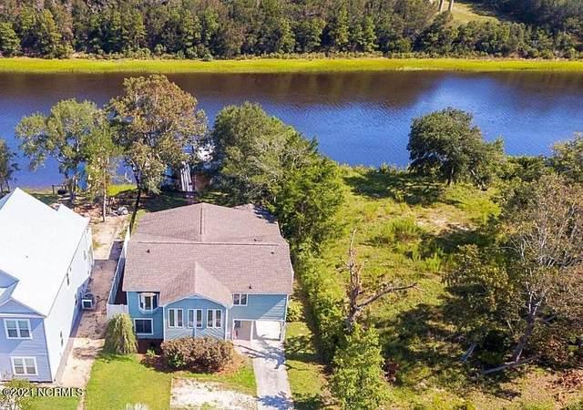 404 E Yacht Drive, Oak Island, NC 28465 (MLS #100251375) :: Barefoot-Chandler & Associates LLC