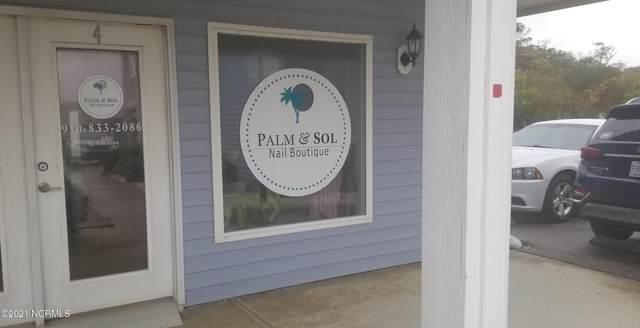 5016 E Oak Island Drive #4, Oak Island, NC 28465 (MLS #100251377) :: Frost Real Estate Team