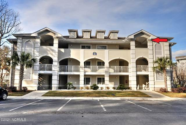 908 Resort Circle #312, Sunset Beach, NC 28468 (MLS #100251381) :: The Legacy Team