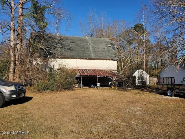 202 S Creek Drive, Jacksonville, NC 28540 (MLS #100251388) :: CENTURY 21 Sweyer & Associates
