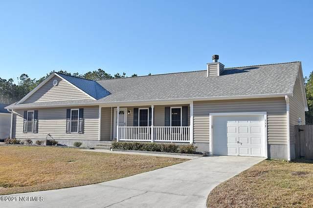 117 Grismill Road, Jacksonville, NC 28540 (MLS #100251409) :: RE/MAX Elite Realty Group