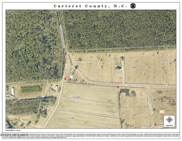 107 Mayflower Drive, Newport, NC 28570 (MLS #100251410) :: Lynda Haraway Group Real Estate
