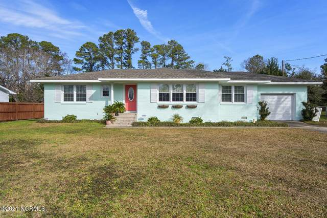 3923 Gillette Drive, Wilmington, NC 28403 (MLS #100251427) :: The Legacy Team