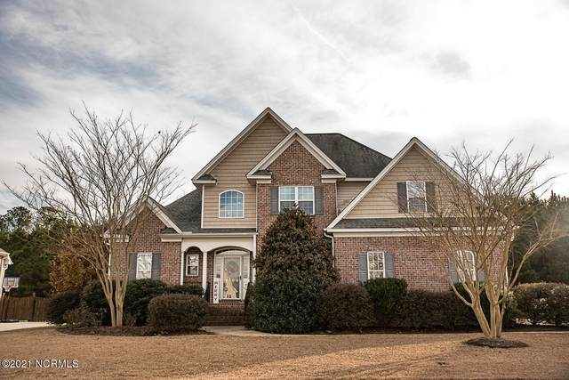 1109 Abby Drive, Greenville, NC 27834 (MLS #100251464) :: Frost Real Estate Team