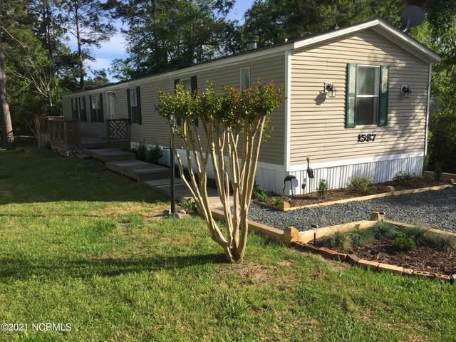 1587 Oak Ridge Drive SW, Ocean Isle Beach, NC 28469 (MLS #100251519) :: Lynda Haraway Group Real Estate