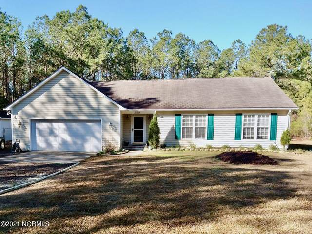3089 Mill Creek Road, Newport, NC 28570 (MLS #100251602) :: Stancill Realty Group