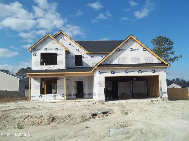 117 Permeta Drive, Sneads Ferry, NC 28460 (MLS #100251606) :: Lynda Haraway Group Real Estate