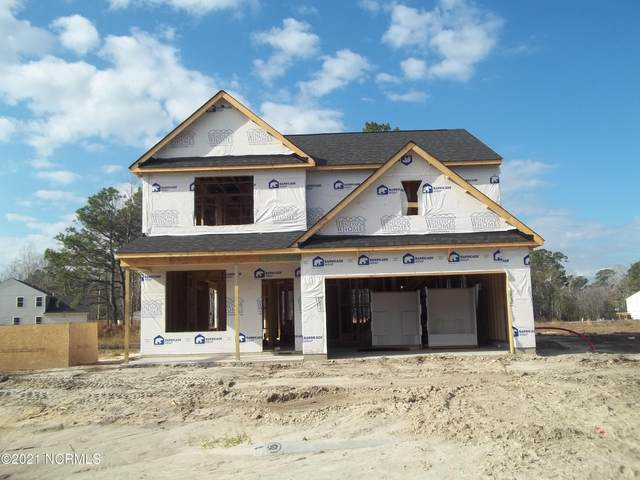 119 Permeta Drive, Sneads Ferry, NC 28460 (MLS #100251612) :: Lynda Haraway Group Real Estate
