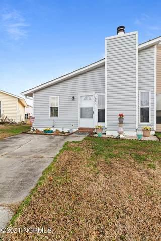 93 Aspen Place, Jacksonville, NC 28546 (MLS #100251671) :: Frost Real Estate Team