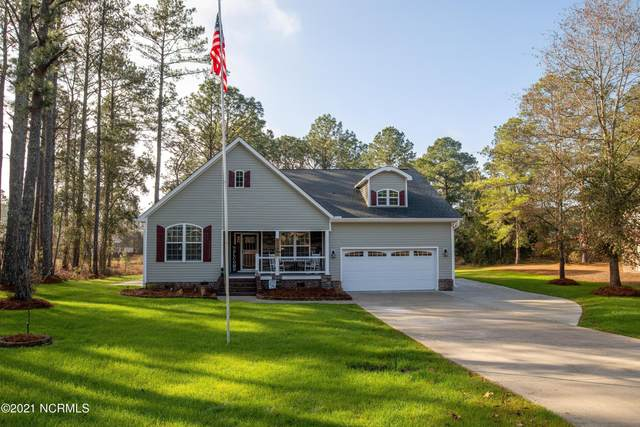 6110 Albatross Drive, New Bern, NC 28560 (MLS #100251676) :: RE/MAX Elite Realty Group