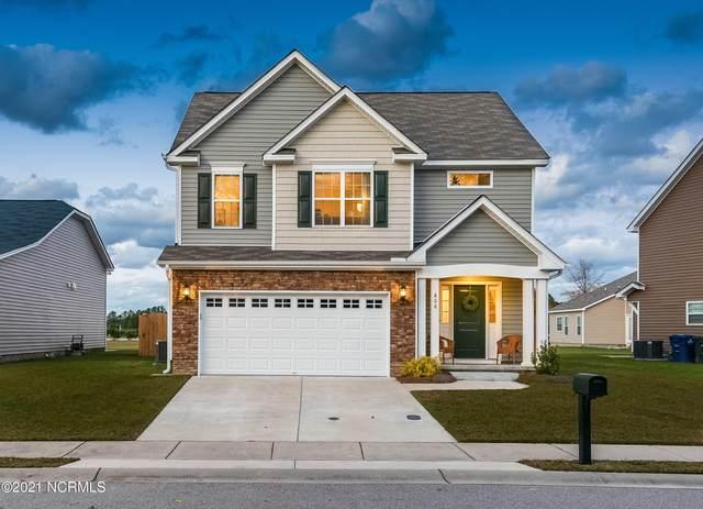 808 Jade Lane, Winterville, NC 28590 (MLS #100251679) :: The Tingen Team- Berkshire Hathaway HomeServices Prime Properties