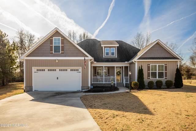 450 Ranson Court, Grimesland, NC 27837 (MLS #100251687) :: The Tingen Team- Berkshire Hathaway HomeServices Prime Properties
