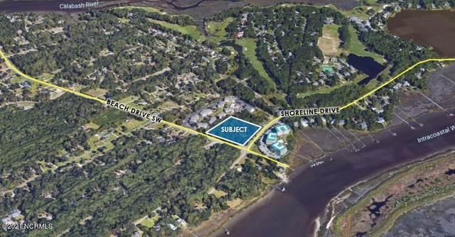 3.66 Acres Beach Drive SW, Sunset Beach, NC 28468 (MLS #100251695) :: Lynda Haraway Group Real Estate