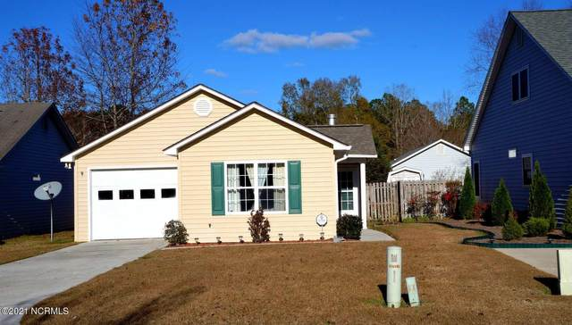 3719 Colony Drive, New Bern, NC 28562 (MLS #100251707) :: Frost Real Estate Team