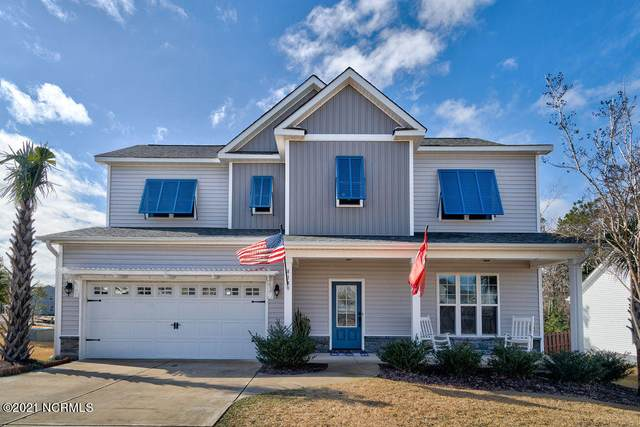 813 Rosedale Drive, Hampstead, NC 28443 (MLS #100251747) :: Stancill Realty Group