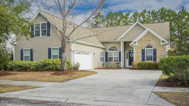 4025 Berberis Way, Wilmington, NC 28412 (MLS #100251805) :: Barefoot-Chandler & Associates LLC