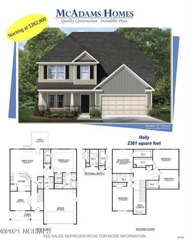 1448 Branch Row, Wilmington, NC 28405 (MLS #100251811) :: CENTURY 21 Sweyer & Associates