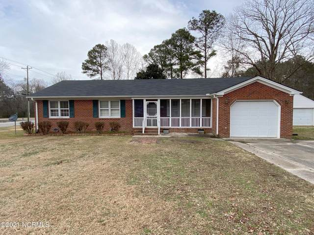 1203 Vance Drive, Tarboro, NC 27886 (MLS #100251872) :: Coldwell Banker Sea Coast Advantage