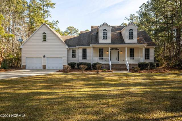 130 Little Creek Drive, Havelock, NC 28532 (MLS #100251933) :: Stancill Realty Group