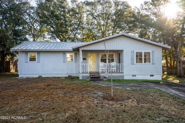112 SW 7th Street, Oak Island, NC 28465 (MLS #100251946) :: Frost Real Estate Team