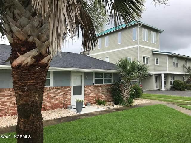 109 Cedar Lane #1, Cedar Point, NC 28584 (MLS #100251959) :: Barefoot-Chandler & Associates LLC