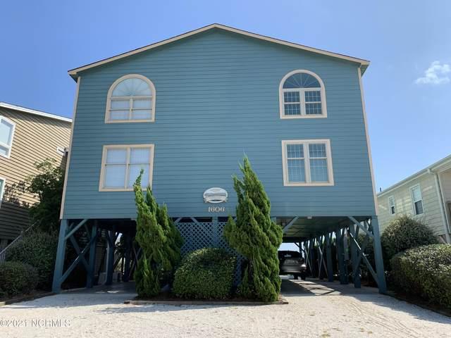 1606 E Main Street # B, Sunset Beach, NC 28468 (MLS #100251972) :: The Cheek Team
