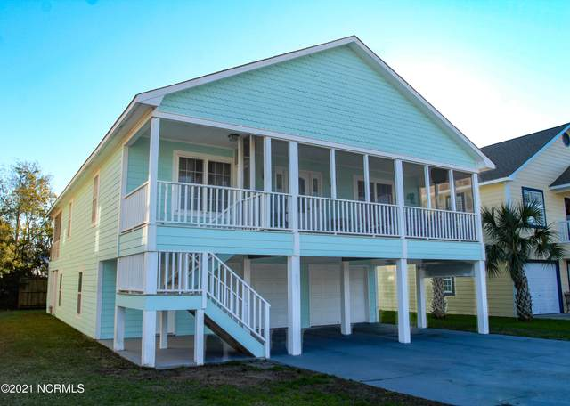603 Carolina Sands Drive, Carolina Beach, NC 28428 (MLS #100251983) :: Barefoot-Chandler & Associates LLC