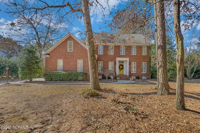 200 Fox Den Lane, Goldsboro, NC 27534 (MLS #100252000) :: CENTURY 21 Sweyer & Associates
