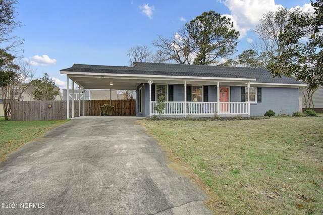 129 NE 6th Street, Oak Island, NC 28465 (MLS #100252041) :: Frost Real Estate Team