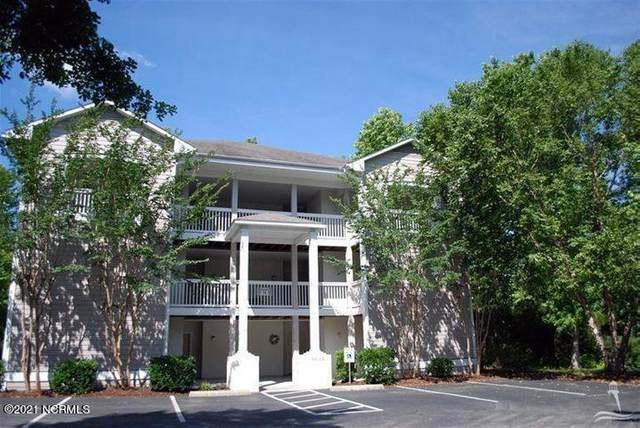 3030 Marsh Winds Circle Unit 1101, Southport, NC 28461 (MLS #100252052) :: The Legacy Team