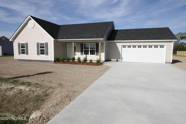 129 Buckskin Drive, Pollocksville, NC 28573 (MLS #100252062) :: Castro Real Estate Team
