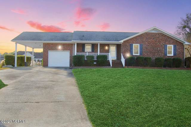 112 Boatswain Drive, New Bern, NC 28562 (MLS #100252096) :: The Oceanaire Realty