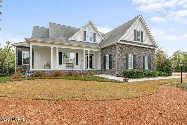 3239 St James Drive SE, Southport, NC 28461 (MLS #100252115) :: Lynda Haraway Group Real Estate