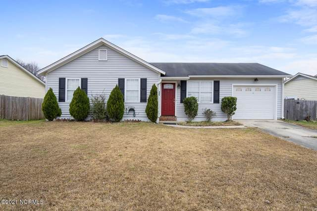 480 Hunting Green Drive, Jacksonville, NC 28546 (MLS #100252125) :: The Keith Beatty Team