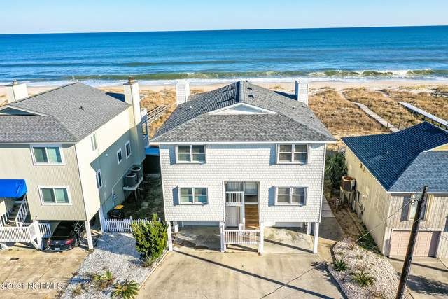 525 Fort Fisher Boulevard S Unit 1, Kure Beach, NC 28449 (MLS #100252154) :: Lynda Haraway Group Real Estate