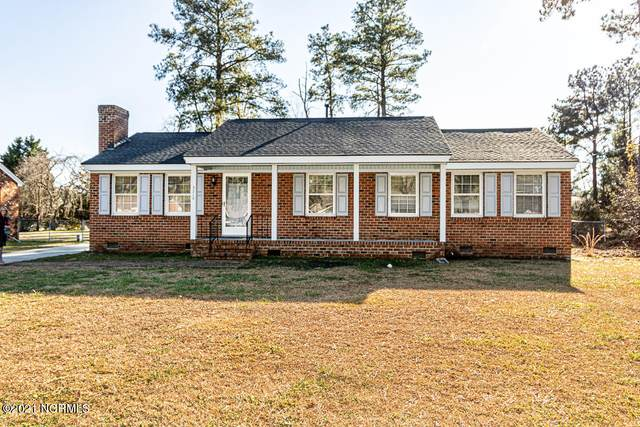 3213 Ridgecrest Drive, Rocky Mount, NC 27803 (MLS #100252156) :: Carolina Elite Properties LHR