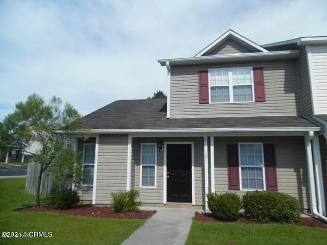 101 Pinegrove Court, Jacksonville, NC 28546 (MLS #100252157) :: The Keith Beatty Team