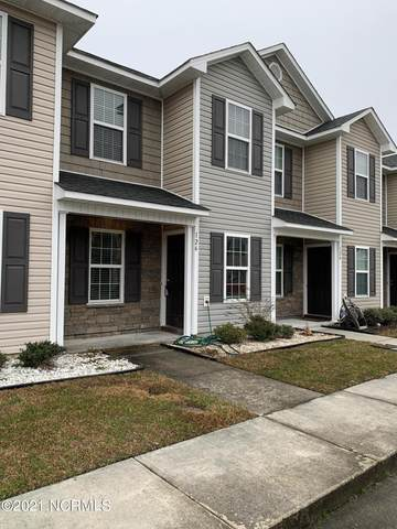 126 Glen Cannon Drive, Jacksonville, NC 28546 (MLS #100252200) :: The Keith Beatty Team