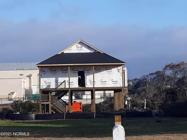4923 E Pelican Drive, Oak Island, NC 28465 (MLS #100252208) :: Barefoot-Chandler & Associates LLC