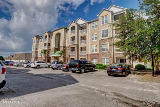 300 Gateway Condos Drive #326, Surf City, NC 28445 (MLS #100252212) :: Stancill Realty Group