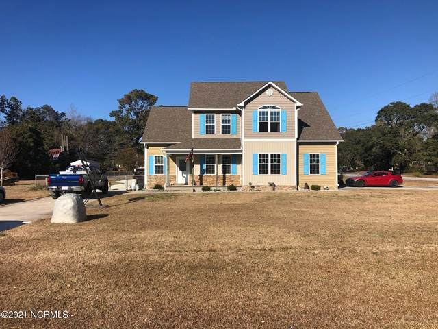 106 Barbour Drive, Newport, NC 28570 (MLS #100252236) :: The Oceanaire Realty