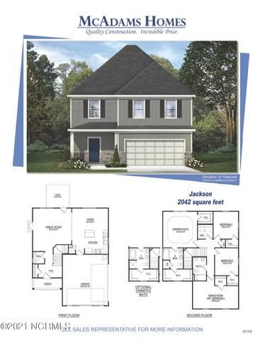 1436 Branch Row, Wilmington, NC 28405 (MLS #100252239) :: CENTURY 21 Sweyer & Associates