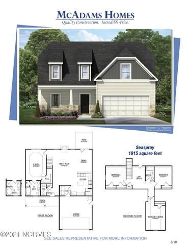 1464 Branch Row, Wilmington, NC 28405 (MLS #100252244) :: CENTURY 21 Sweyer & Associates
