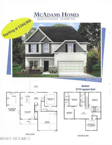 1444 Branch Row, Wilmington, NC 28405 (MLS #100252252) :: CENTURY 21 Sweyer & Associates