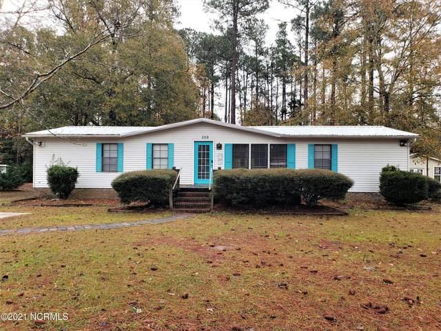 308 Ridgewood Drive NW, Carolina Shores, NC 28467 (MLS #100252255) :: Castro Real Estate Team