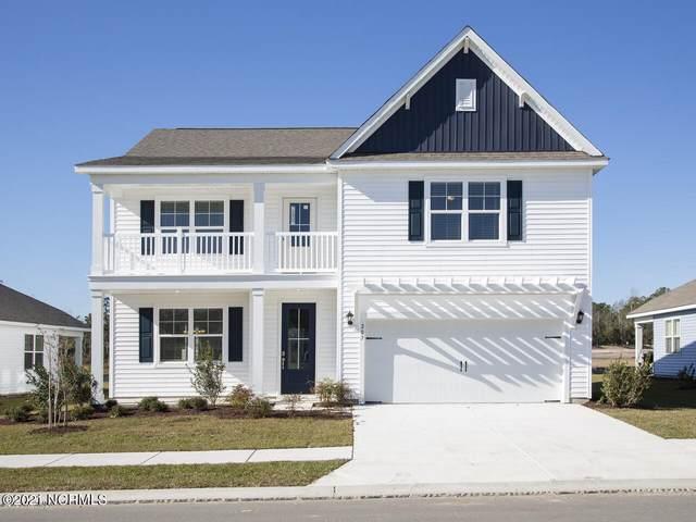 216 Salt Meadow Lane, Newport, NC 28570 (MLS #100252277) :: Coldwell Banker Sea Coast Advantage