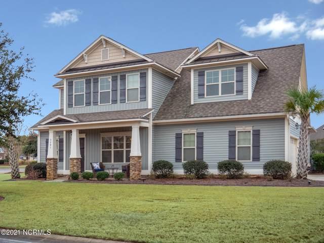 2201 E Oak Bridge Way NE, Leland, NC 28451 (MLS #100252281) :: Lynda Haraway Group Real Estate