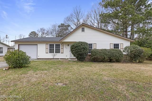 527 Oci Drive, Jacksonville, NC 28540 (MLS #100252282) :: Lynda Haraway Group Real Estate